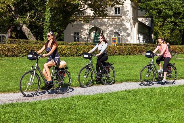 Fahrradtour 3 Damen