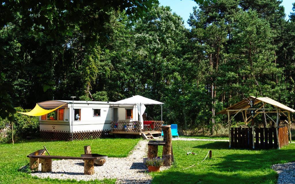 Outdoor Abenteuer Camp