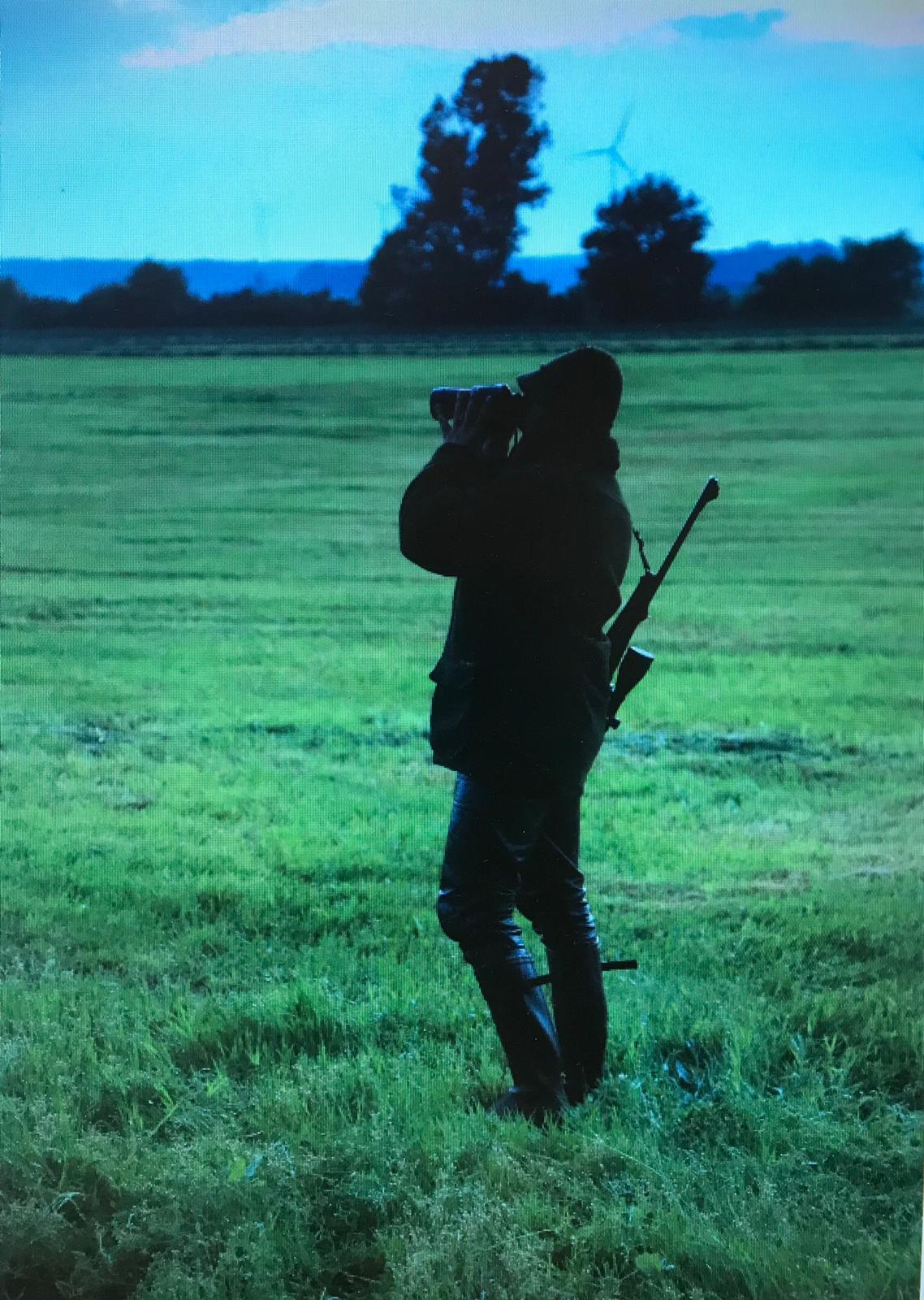 Auf der Pirsch Jäger