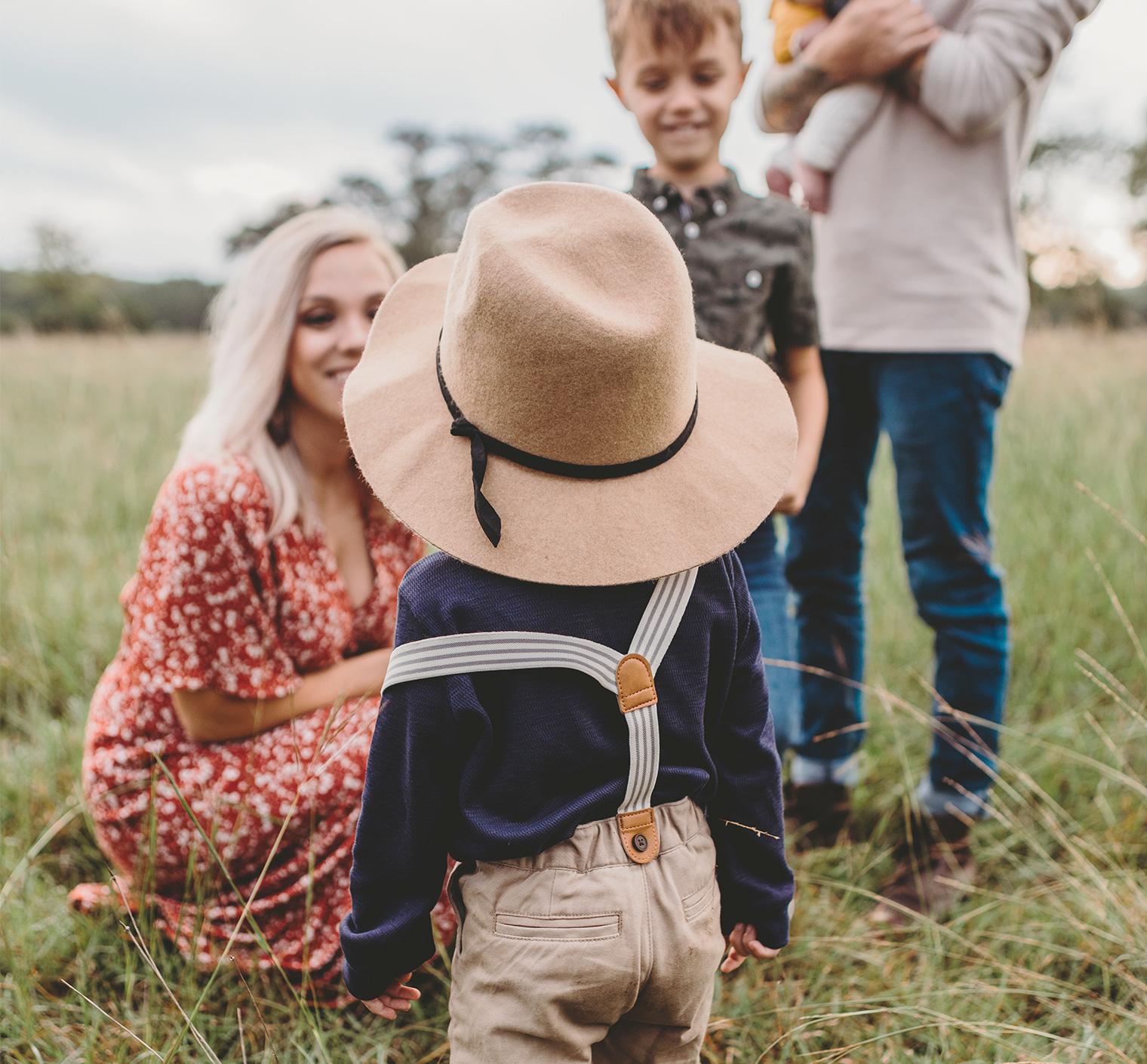 Urlaub Spreewald Familie
